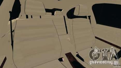 BMW 330i E92 для GTA 4 вид изнутри