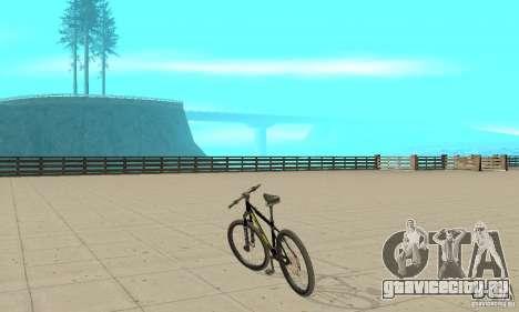 GT Dirtbike v.2 для GTA San Andreas вид слева
