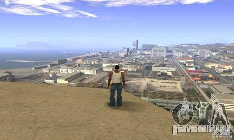 Sunshine ENB Series by Recaro для GTA San Andreas четвёртый скриншот