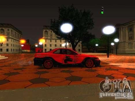 ENBSeries by Mick Rosin для GTA San Andreas четвёртый скриншот
