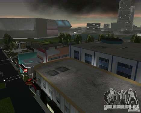 Назад в Будущее Hill Valley для GTA Vice City шестой скриншот