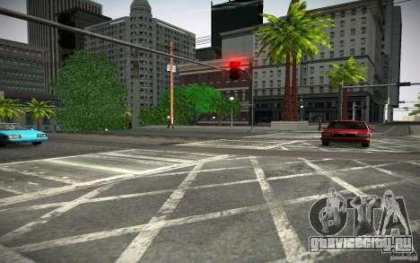 HD Дороги (GTA 4 in SA) для GTA San Andreas шестой скриншот
