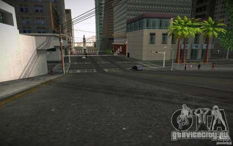 HD Дороги (GTA 4 in SA) для GTA San Andreas третий скриншот