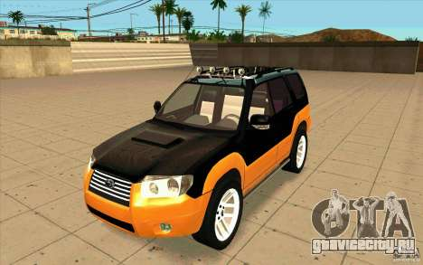 Subaru Forester Cross Sport 2005 для GTA San Andreas