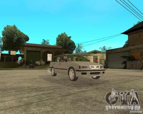 Nissan Primera Traveller P11 для GTA San Andreas вид справа
