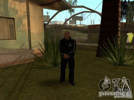 Dwayne The Rock Johnson для GTA San Andreas