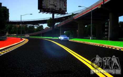 Different HD Roads для GTA 4 третий скриншот