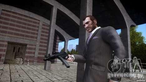H&K MP5k для GTA 4