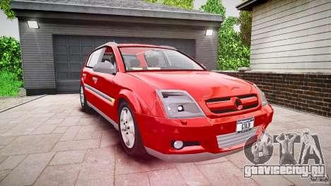 Opel Signum 1.9 CDTi 2005 для GTA 4 вид справа