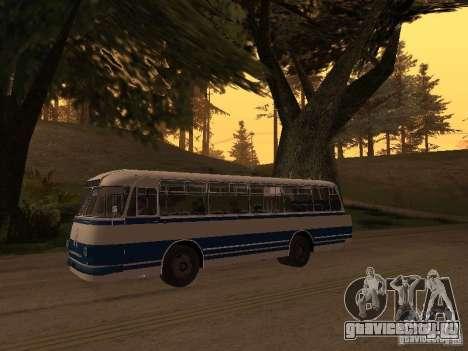 ЛАЗ 695М для GTA San Andreas вид сбоку