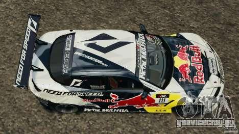 Mazda RX-8 Mad Mike для GTA 4 вид справа