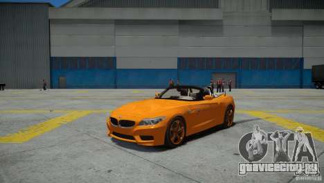 BMW Z4 sDrive 28is для GTA 4