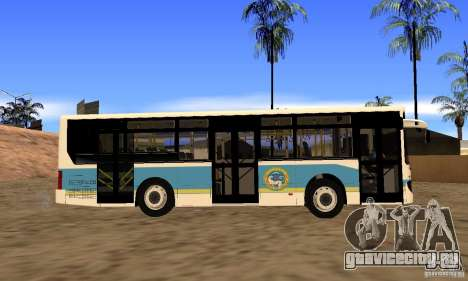 Daewoo Bus BC211MA Almaty для GTA San Andreas вид справа