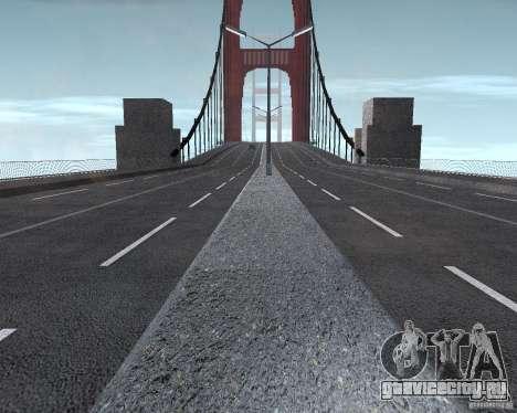 Новые текстуры трёх мостов в SF для GTA San Andreas восьмой скриншот