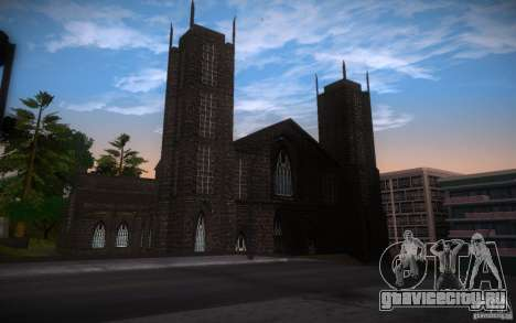 San Fierro Re-Textured для GTA San Andreas пятый скриншот