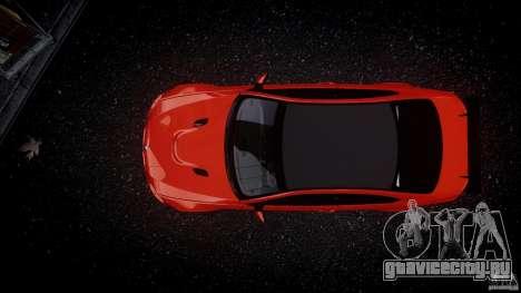BMW M3 GT-S V.1.0 для GTA 4 вид справа