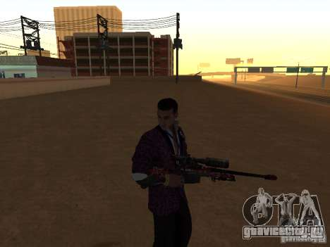 AWP для GTA San Andreas третий скриншот