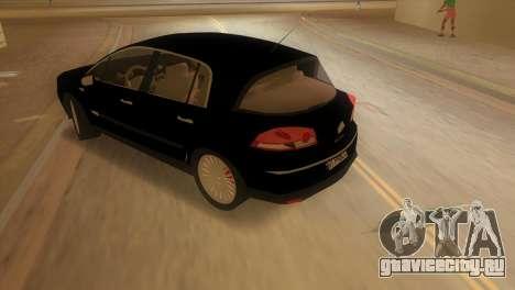 Renault Vel Satis для GTA Vice City вид слева