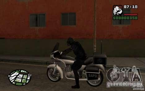 Blackwatch из Prototype для GTA San Andreas третий скриншот