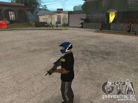 ПП-19 Бизон с оптикой для GTA San Andreas четвёртый скриншот