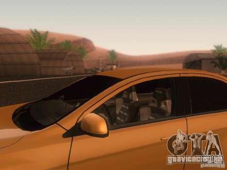 Mitsubishi  Lancer Evo X BMS Edition для GTA San Andreas