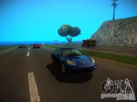 ENBSeries Realistic для GTA San Andreas восьмой скриншот
