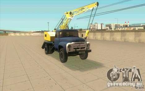 ЗиЛ-130 К-2,5-1Э для GTA San Andreas
