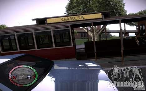 Clever Trams для GTA San Andreas третий скриншот