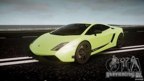 Lamborghini Gallardo LP570-4 Superleggera 2010 для GTA 4