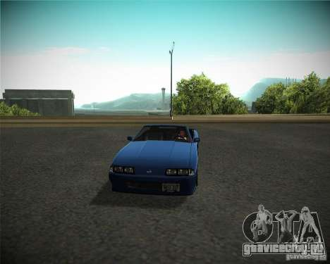 ENBSeries by Sashka911 v4 для GTA San Andreas девятый скриншот
