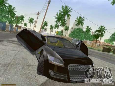 Audi TT Custom для GTA San Andreas вид слева