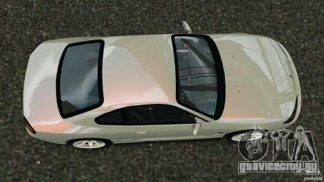 Nissan Silvia S15 Drift для GTA 4 вид справа