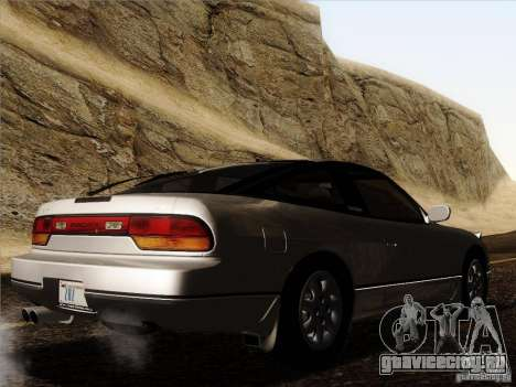 Nissan 240SX S13 - Stock для GTA San Andreas вид сбоку