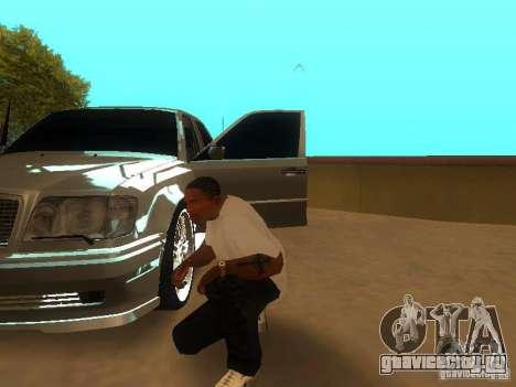 Качественная настройка ENBSeries для GTA San Andreas