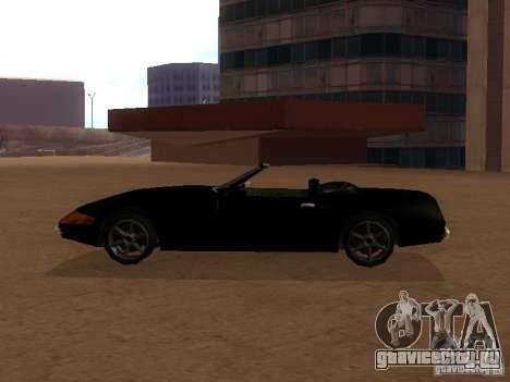 Feltzer из GTA Vice City для GTA San Andreas вид сзади слева