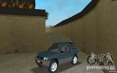 Toyota RAV4 для GTA Vice City