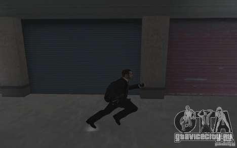 Анимации из GTA IV v2.0 для GTA San Andreas второй скриншот