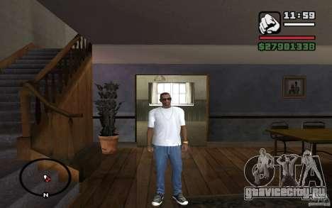 Узкие джинсы для GTA San Andreas