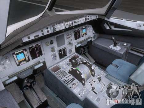 Airbus A320-211 Air France для GTA San Andreas колёса