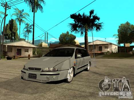 Fiat Marea Weekend для GTA San Andreas