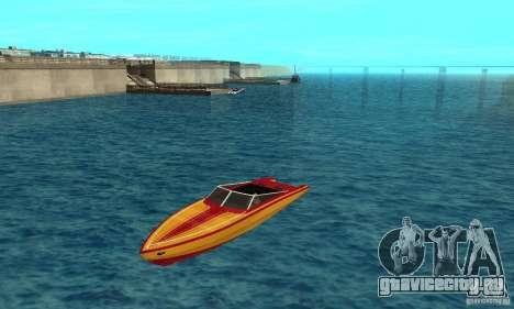 GTAIV Jetmax для GTA San Andreas