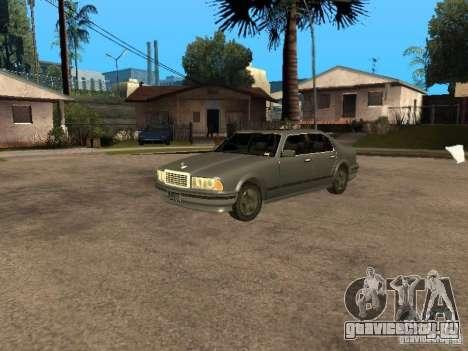 HD Sentinel для GTA San Andreas