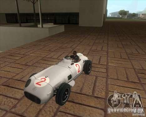 Daimler-Benz AG Juan Manuel Fangio для GTA San Andreas
