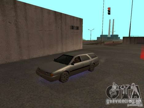 Neon mod для GTA San Andreas второй скриншот