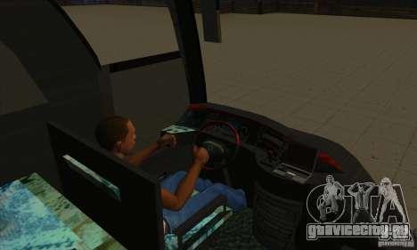 Mercedes-Benz Travego для GTA San Andreas вид сбоку