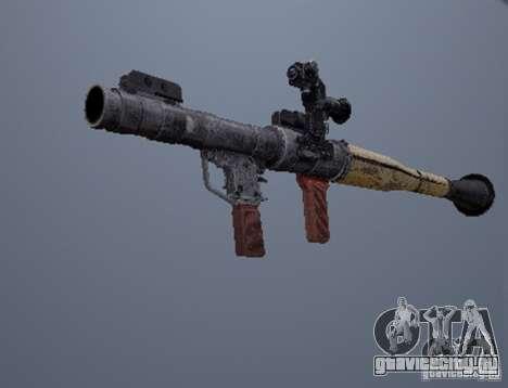 Набор оружия из сталкера для GTA San Andreas четвёртый скриншот
