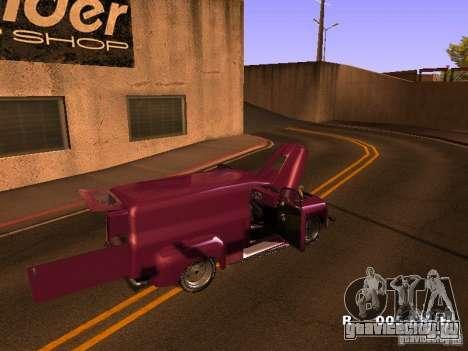 49 Ford HR Van для GTA San Andreas