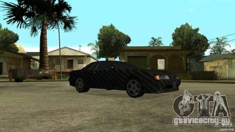 Elegy Carbon Style V 1.00 для GTA San Andreas вид справа