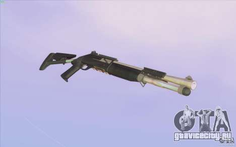 Low Chrome Weapon Pack для GTA San Andreas четвёртый скриншот