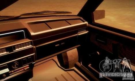 ВАЗ 2108 v2.0 для GTA San Andreas вид справа